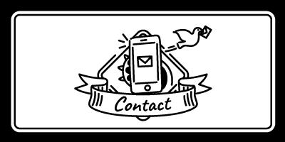 お問い合わせはこちら Contact